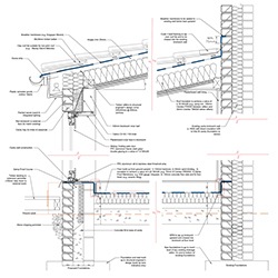 Building regulations technical drawings Cheshire